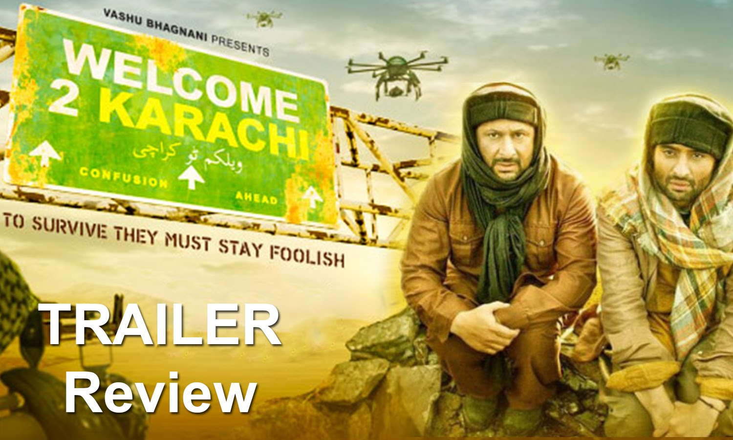 Box Office Collection of Welcome to Karachi 2015 With Budget and Hit or Flop wiki, Arshad Warsi, Jackky Bhagnani bollywood movie Welcome to Karachi latest update income, Profit, loss on MT WIKI