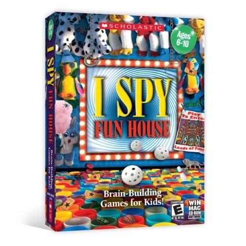 Spy Kit Scholastic Scholastic i Spy Fun House