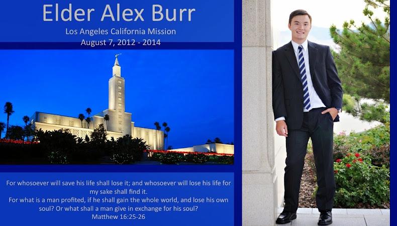 Alex Burr