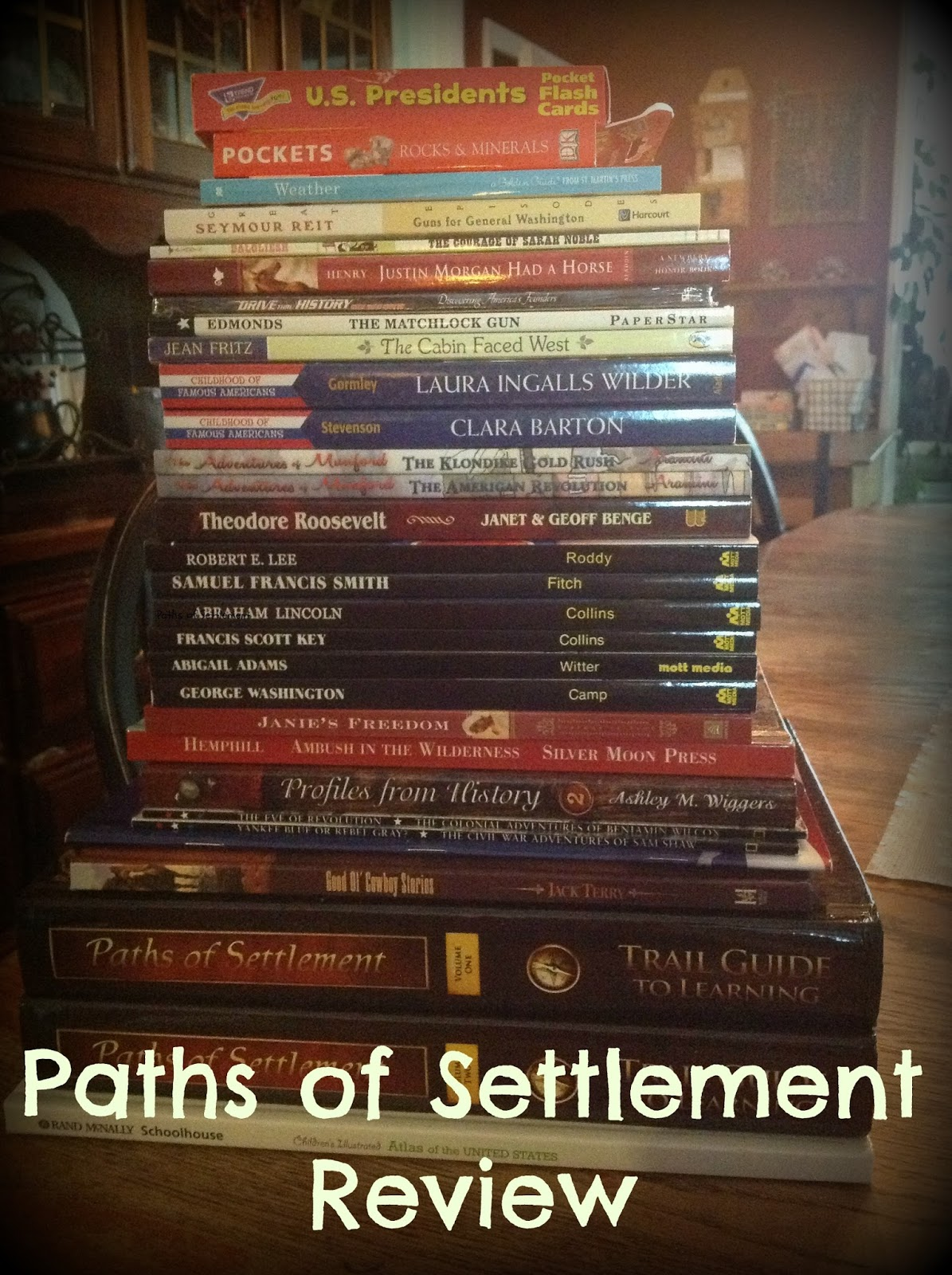 My testimony living sola gratia trail guide to learning paths of settlement review giveaway fandeluxe Image collections