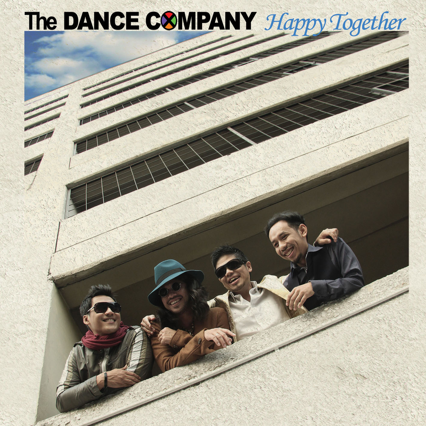 HIMstage : Happy together ( The Dance Company )