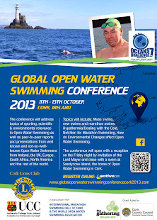 2013 Global Open Water Swimming Conference & International Marathon Swimming Hall of Fame Ceremony