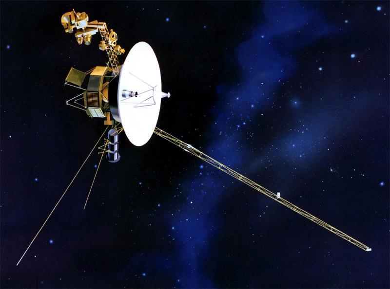 b voyager spacecraft - photo #2