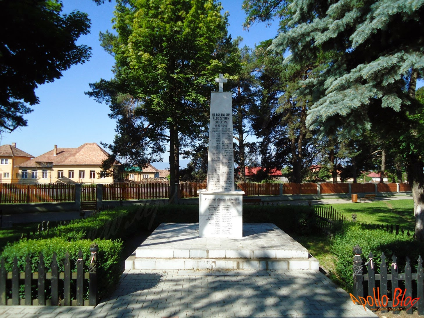 Monument Ditrau