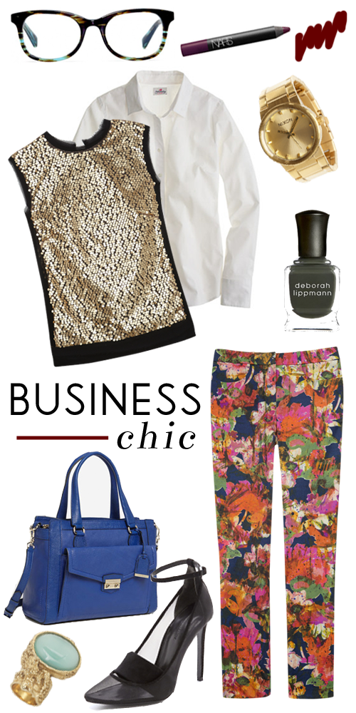 StyleAndPepperBlog.com : : Peppery Picks // Business Chic