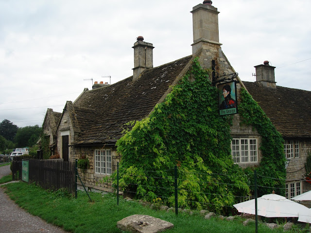 George Inn Bathampton, pub, Bath