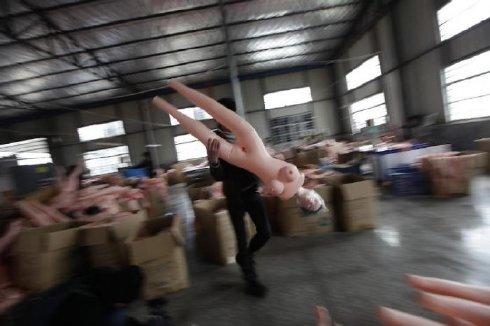 Pabrik S3x Toys Terbesar Di China (Foto)