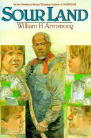 bookcover of SOUR LAND by William H. Armstrong