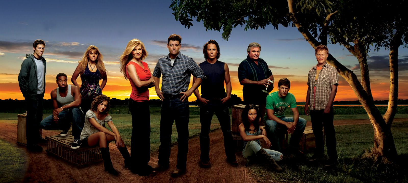 friday night lights cast dating With friday night lights,  because he makes everyone on the crew and the cast feel really heard and seen and respected  that's a rare thing to get,.