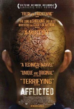 Sức Mạnh Dị Thường - Afflicted (2013) Vietsub