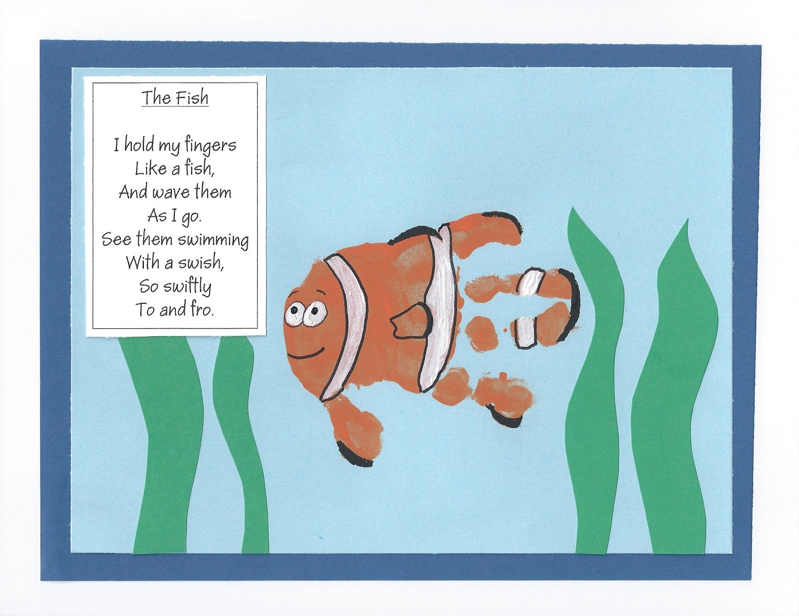 the fish poem The fish by elizabeth bishop is saturated with vivid imagery and abundant description, which help the reader visualize the action bishop's use of imagery, narration, and tone allow the.