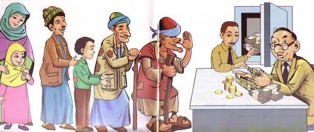 Manfaat Faedah Hikmah Zakat Fitrah