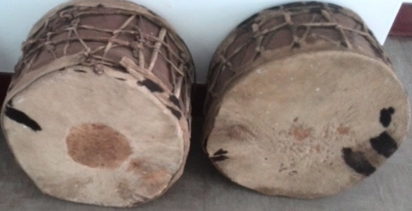 Mozambican Drums