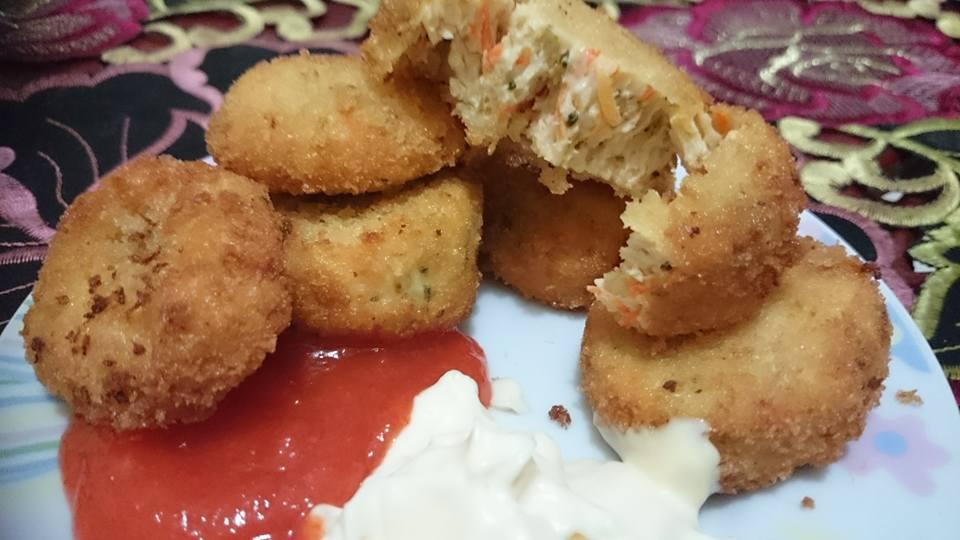 resep bikin nugget ayam sederhana tahan 1 bulan