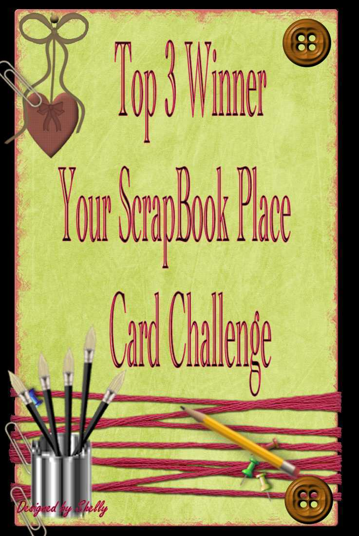 Top 3 Your Scrapbook Place