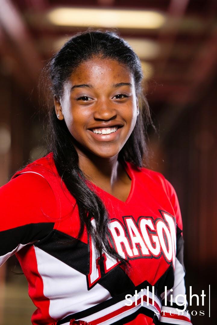 San Mateo Aragon High School Cheer Team Photo by Still Light Studios, School Sports Photography and Senior Portrait in Bay Area, cinematic, nature, cheerleaders