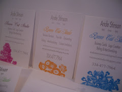 Business Cards &amp; Invites