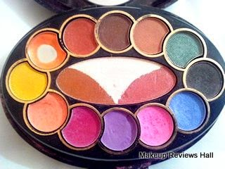 Civic Makeup Eyeshadow