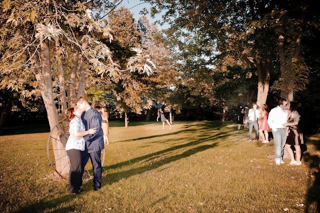 matrimonio con lo sponsor chiara e maurizio foto romantica
