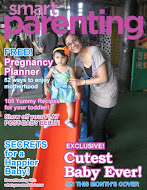 Mommy and Baby on SP cover!