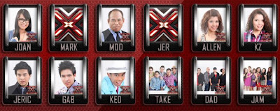 The X Factor Philippines Final 10