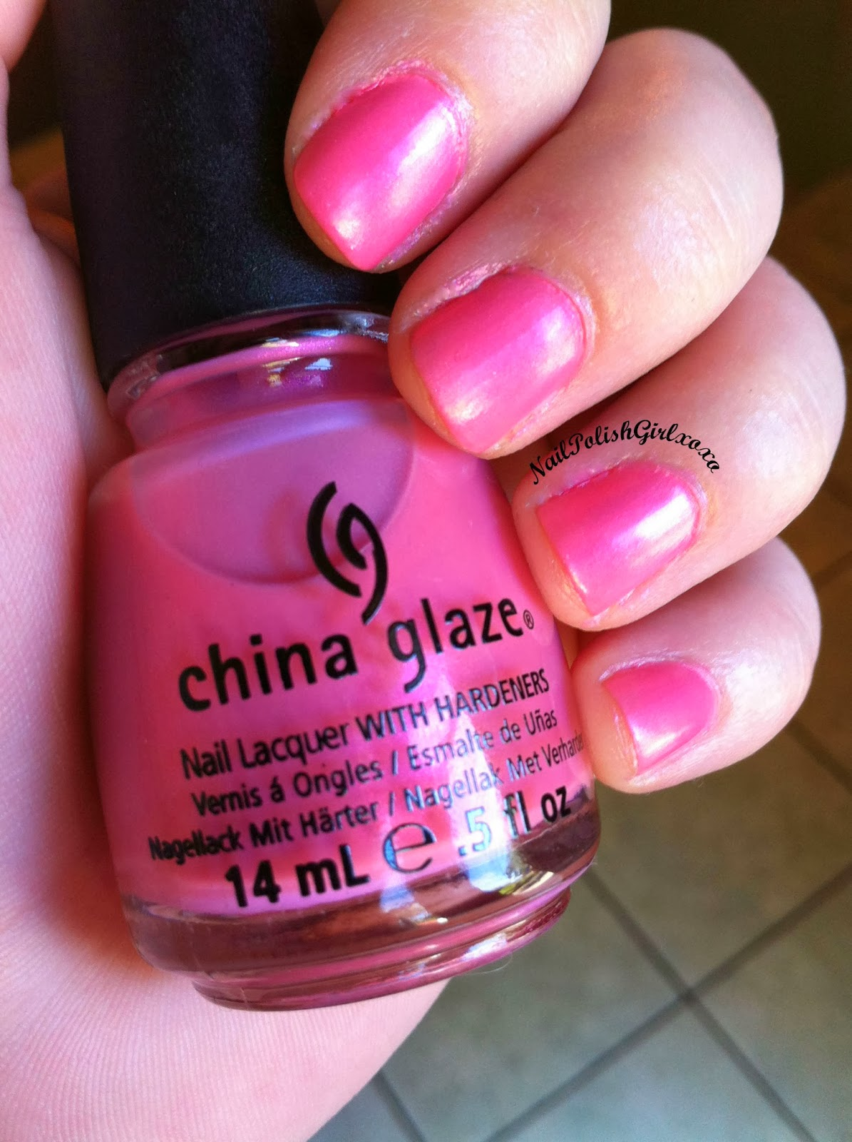 Pure Elegance China Glaze