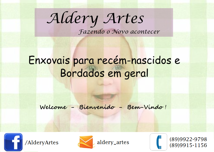 Aldery Artes e Confecções