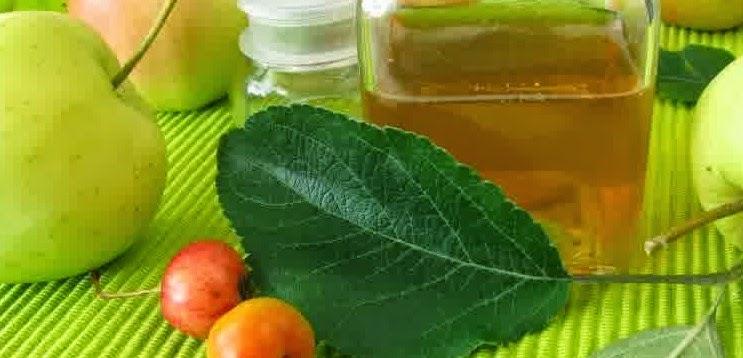 Manfaat Cuka Apel Untuk perawatan kulit