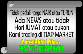 trading aman tanpa was was