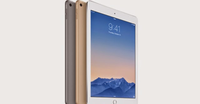 iPad Air 2 chưa được lòng người hâm mộ?