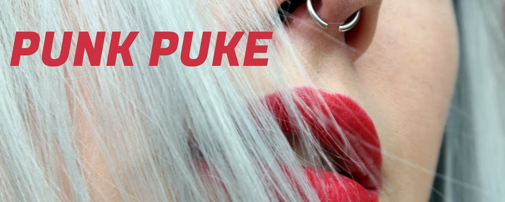 punk-puke