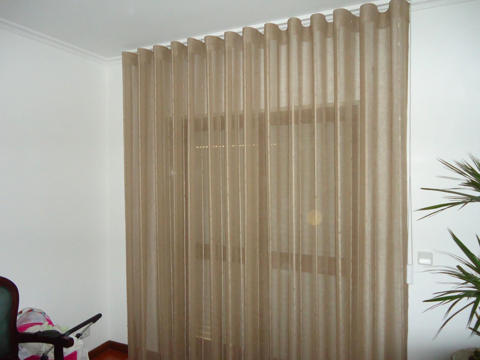 Cortiarnoso cortinas for Como poner ganchos de cortinas