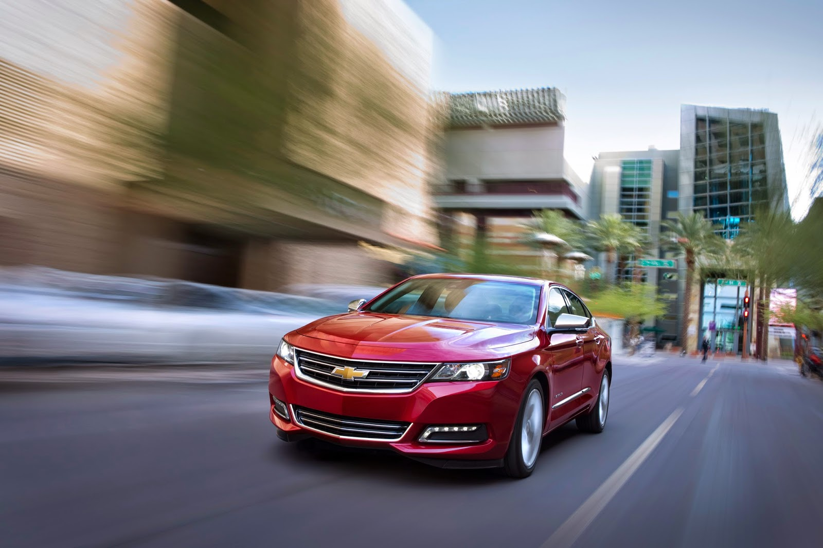 2014 Chevy Impala Named Most Comfortable Car Under $30,000