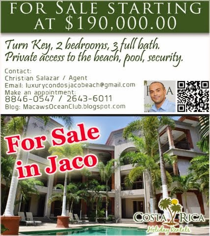 Condos for Sale Jaco