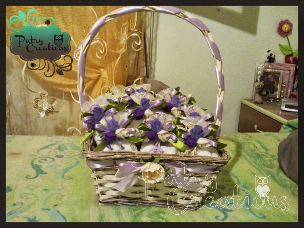 Populaire Patry Creations: Speciale matrimonio AF18