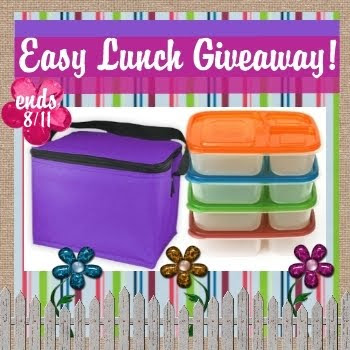 EasyLunchBoxes, Healthy School Lunches, Bento Box