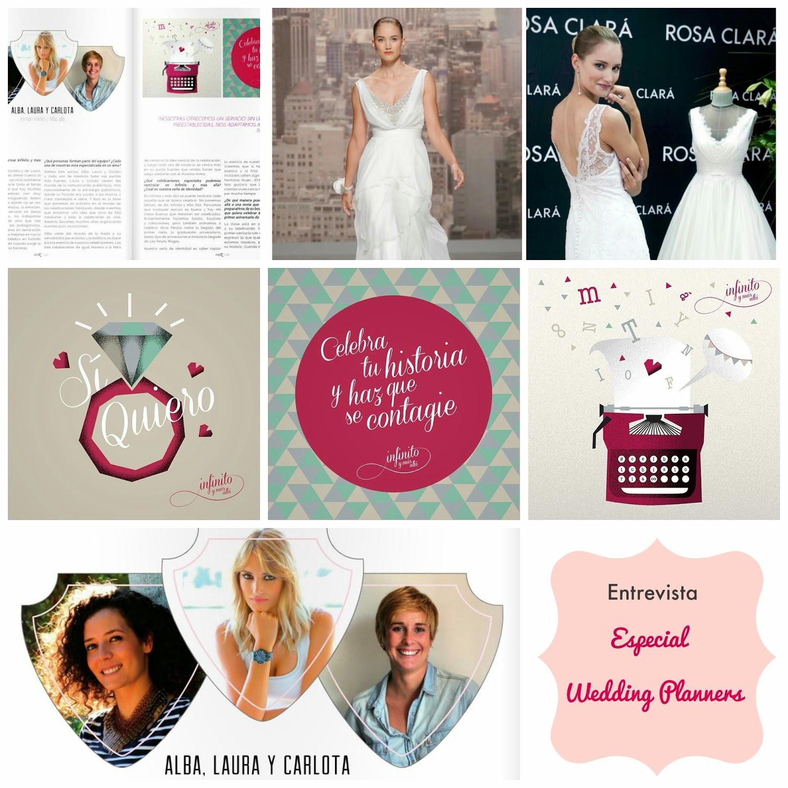 entrevista infinito y mas alla modelo alba carrillo blog bodas mi boda gratis