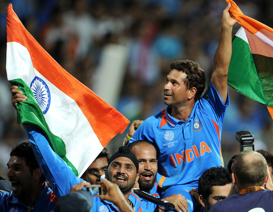 world cup 2011 champions dhoni. INDIA is WORLD CHAMPION after