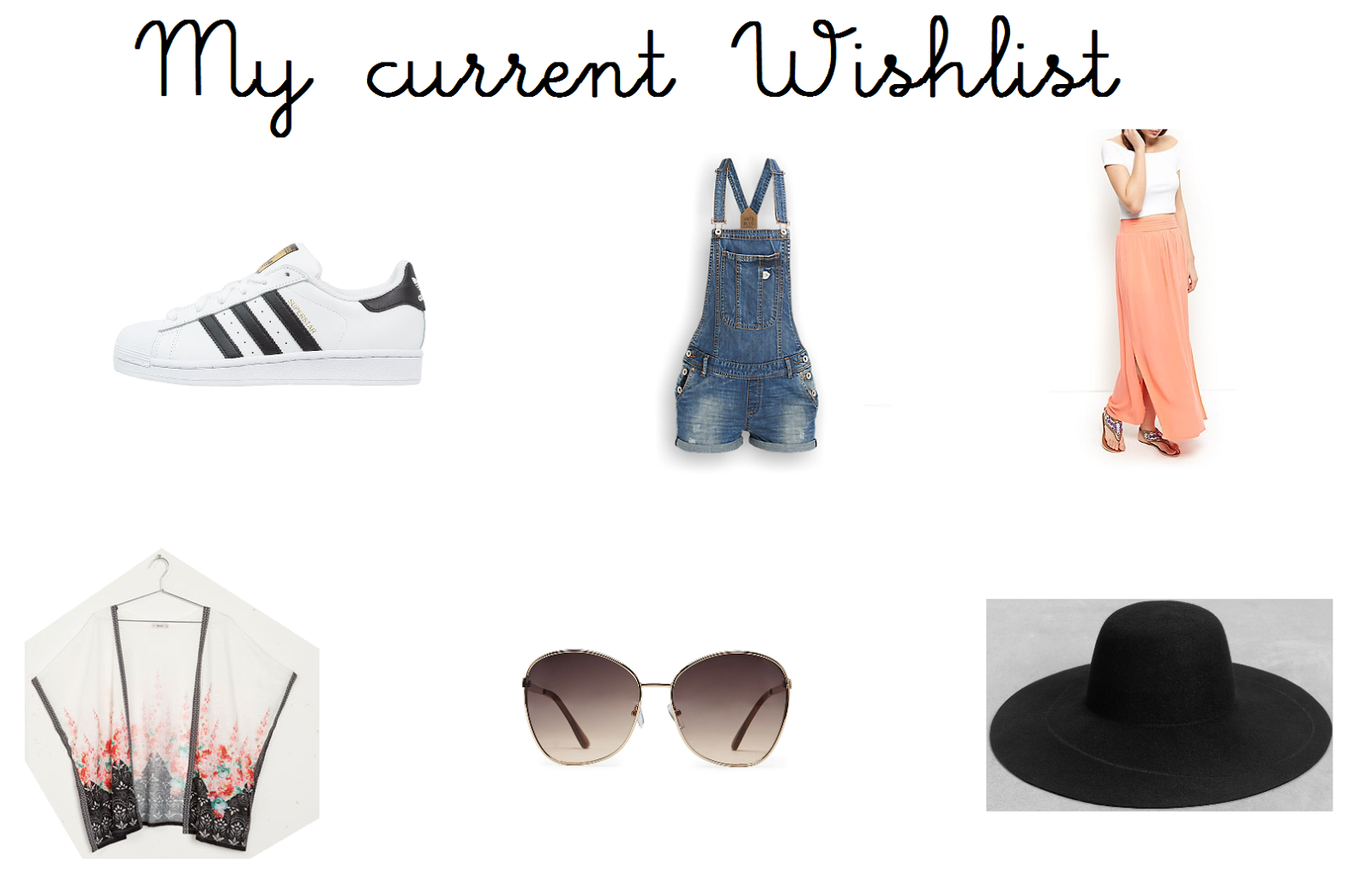 Current wishlist