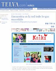 TELVA - Entre los 10 mejores blogs de moda infantil