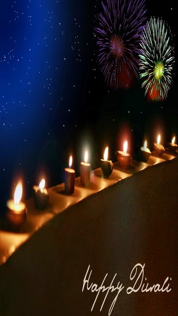 Happy Diwali 360x640 Mobile Wallpaper  Mobile Wallpapers  Download Free Android, iPhone