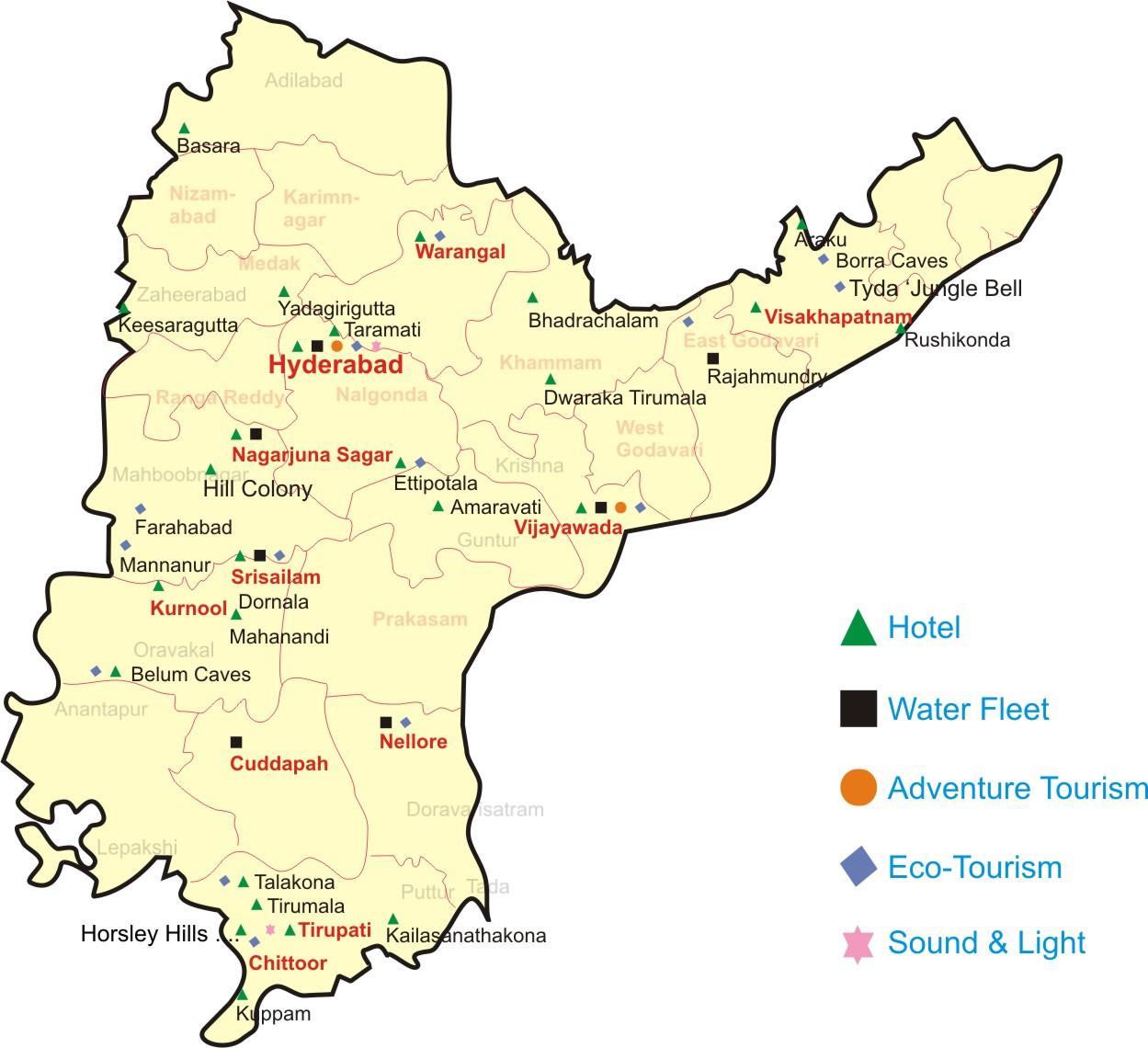 Andhra Pradesh Tourism