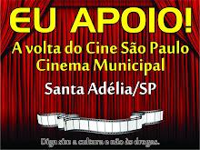 CINE SÃO PAULO - STA. ADÉLIA