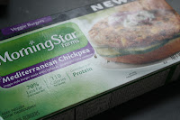 MorningStar Farms Mediterranean Chickpea Burgers