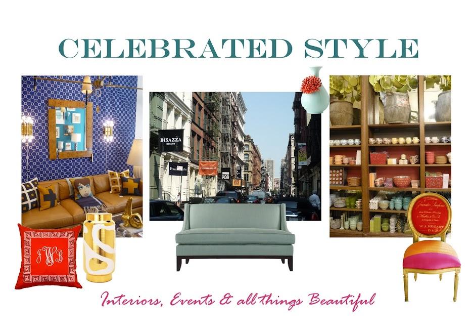 Celebrated Style