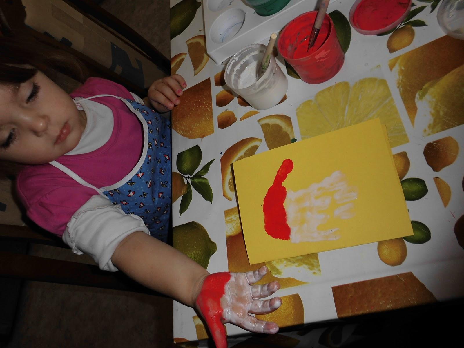 Basteln mit kindern weihnachtskarten selbst gestalten - Weihnachtskarten basteln mit kindern ...