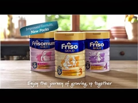 Download Soundtrack Lagu Iklan Friso Gold, Incredible Journey by Bai Ann