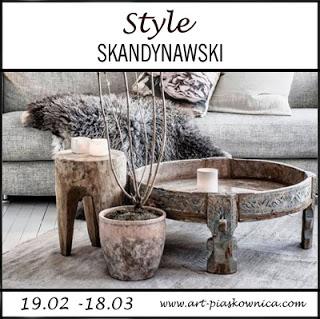 Style: skandynawski