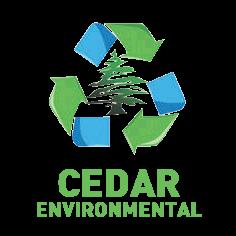 Cedar Environmental's Blog