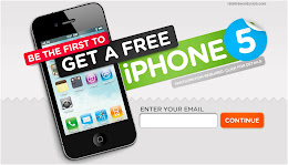 Get FREE New iPhone5 Before Anyone Else!